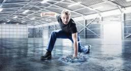 Ausbildung zum Industriemechaniker, Erwin Halder KG